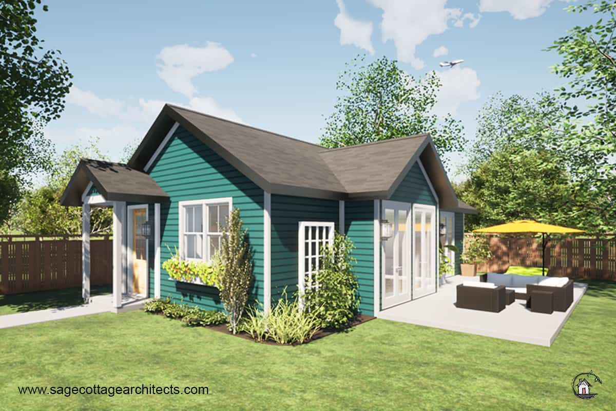 What is a granny flat? Granny Flats (or ADU) are small homes that can help solve the housing shortage. Here are 12 Granny Flat designs in traditional or contemporary styles.