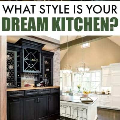 Wellborn Cabinets – What Style is Your Dream Kitchen?