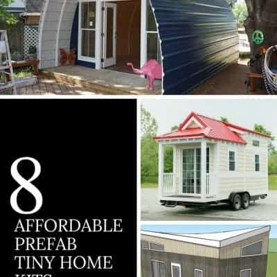 Prefab Tiny Houses – Assemble Your Own Tiny Home with a Prefab Kit