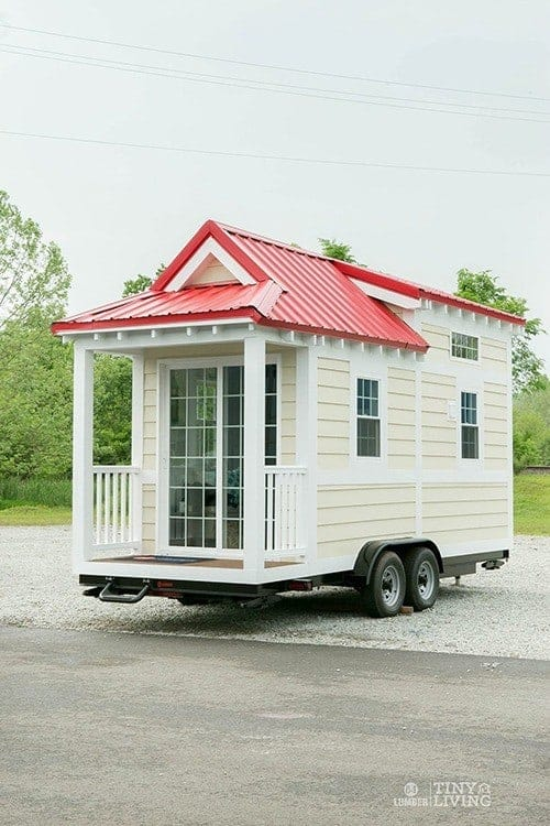 Prefab Tiny Houses - Assemble Your Own Tiny Home with a Prefab Kit 5