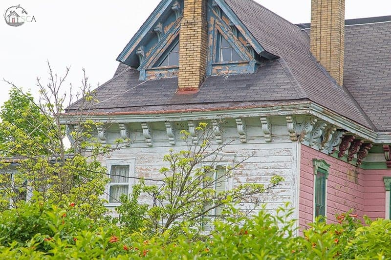 Old House Society Bloomington Illinois Annual Home Tour 2018 Franklin Park 15