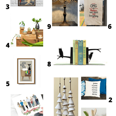 Mother's Day Gift Guide – 10 Unique Home Decor Gifts